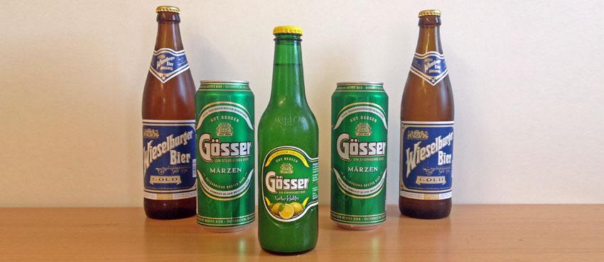 alkoholische Getränke - Siegi\'s guade Jaus\'n